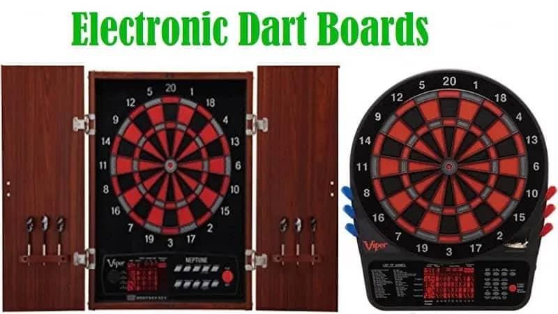 Best Electronic Dart Boards